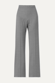 Edison wool straight-leg pants