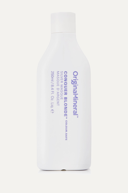 Original & Mineral Conquer Blonde Silver Masque, 250ml