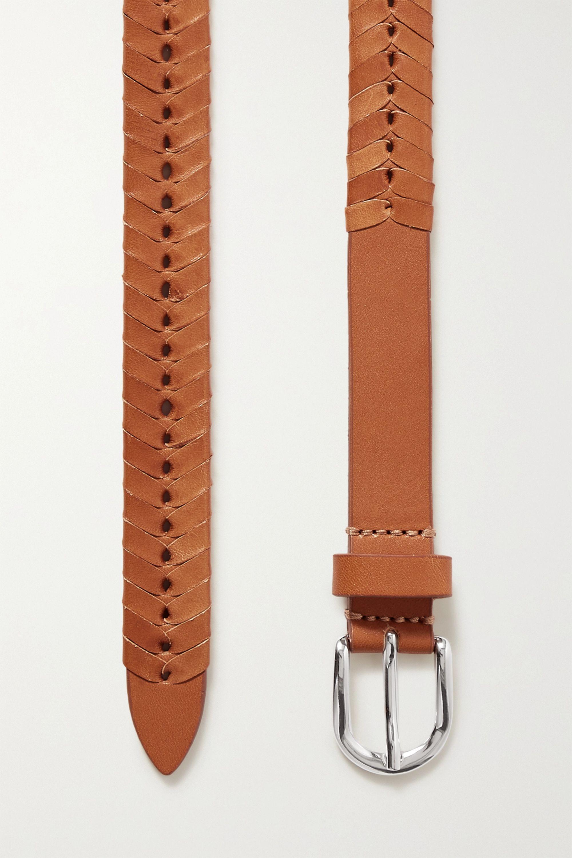 Isabel Marant Pagoo leather belt