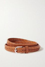 Pagoo leather belt