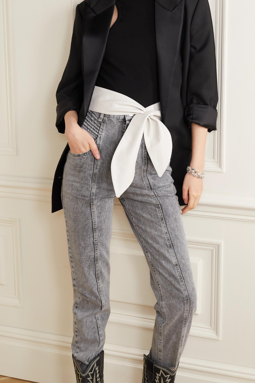 Isabel Marant Kressy leather belt