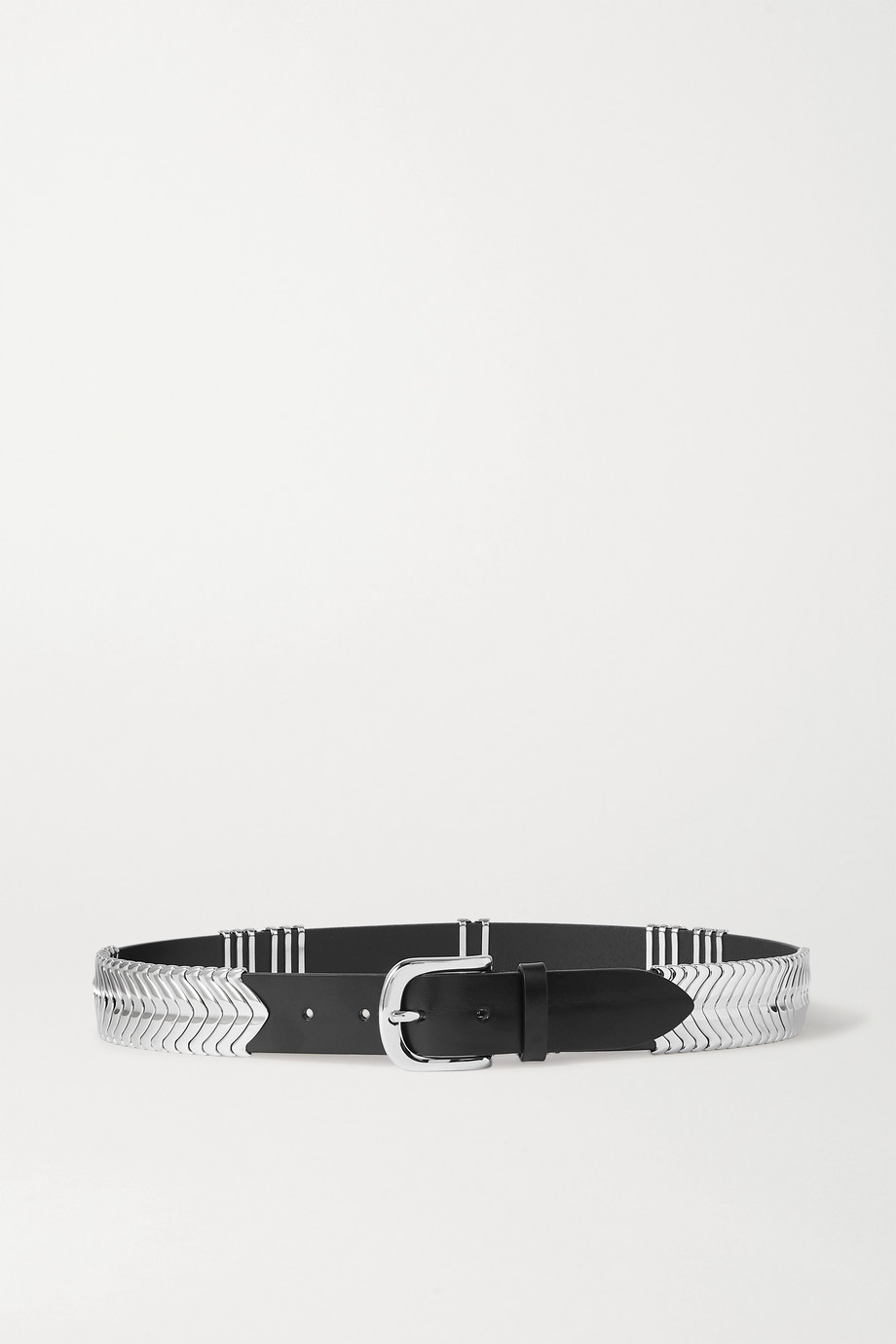 Isabel Marant Tehora embellished leather belt
