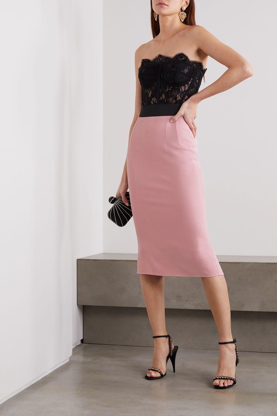 Dolce & Gabbana Cady skirt