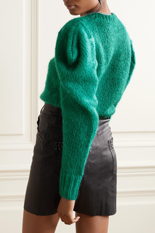 Ivelyne mohair blend sweater
