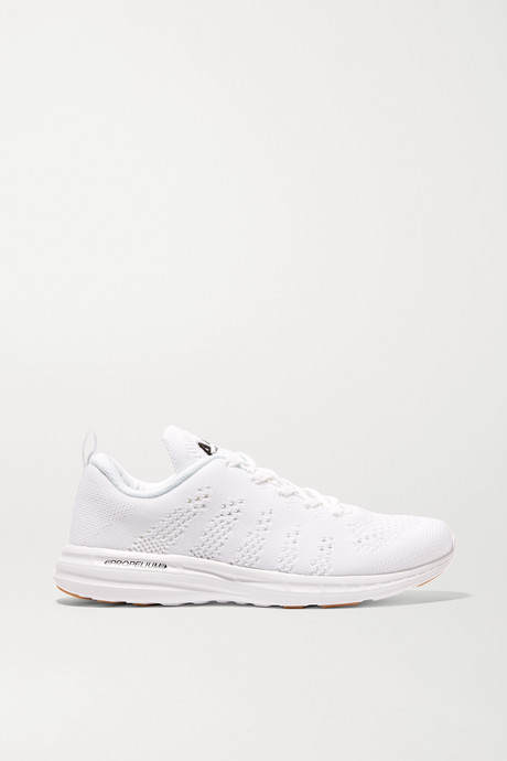 White TechLoom Pro mesh sneakers   APL Athletic Propulsion Labs yripYq