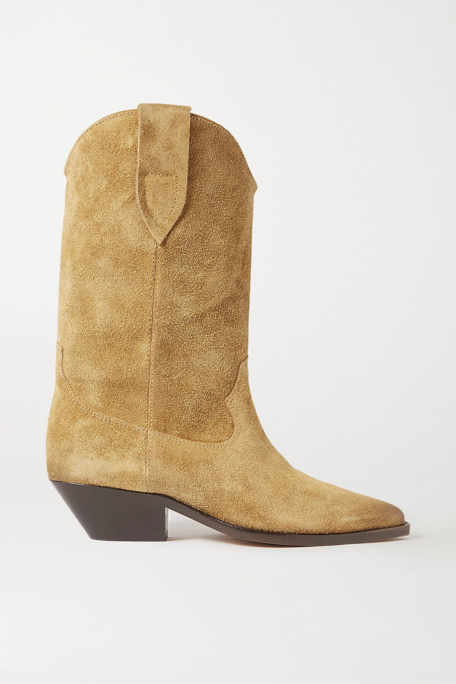 Isabel Marant Duerto suede boots