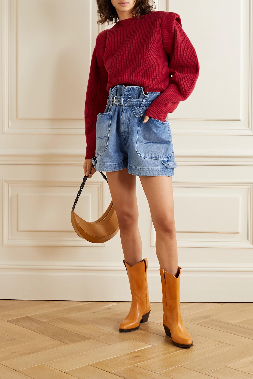 Isabel Marant Danta leather boots