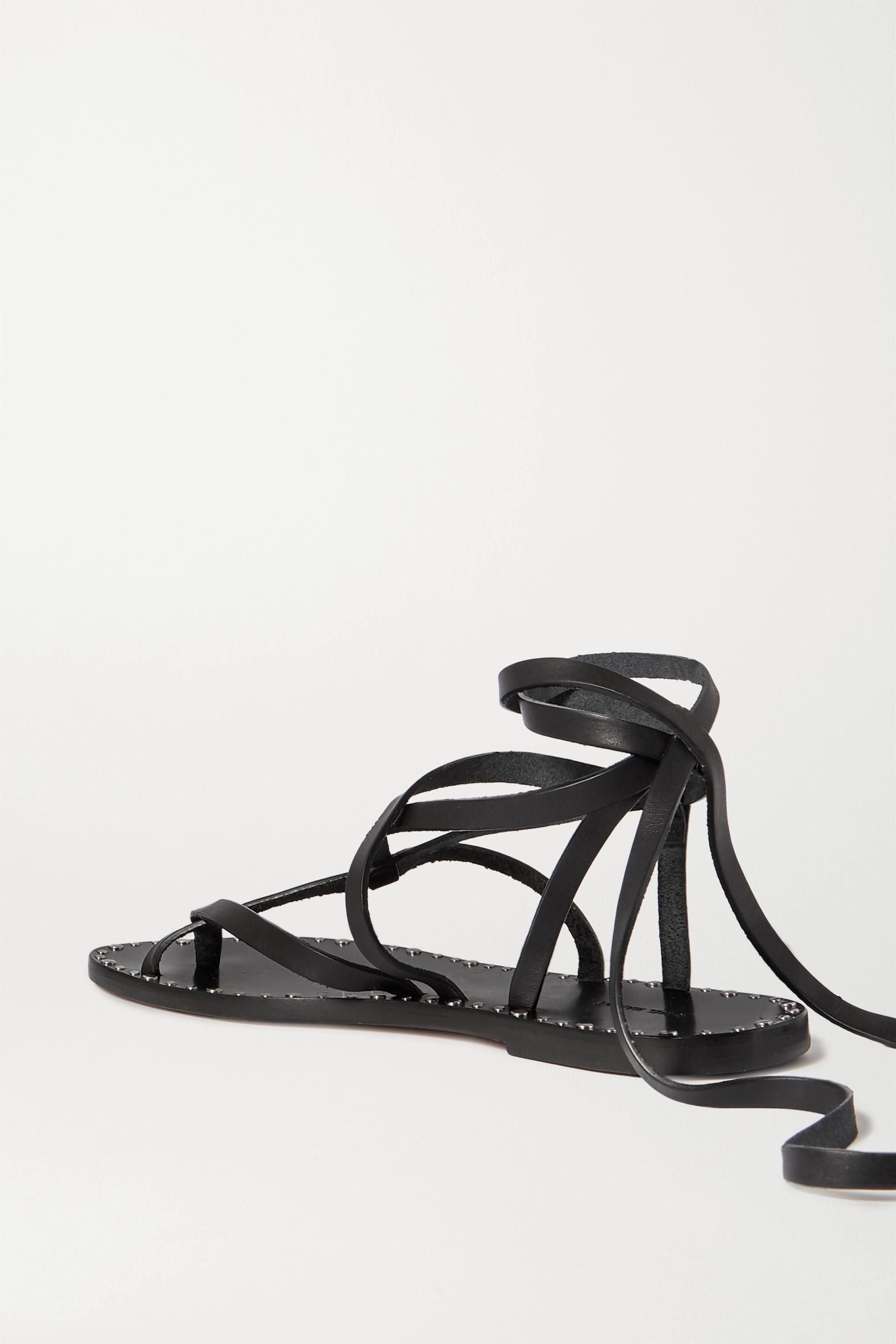 Isabel Marant Jesaro studded leather sandals