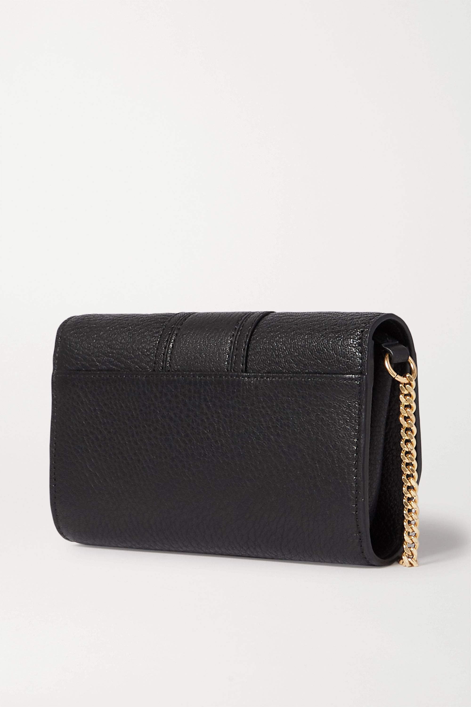 See By Chloé Hana textured-leather shoulder bag