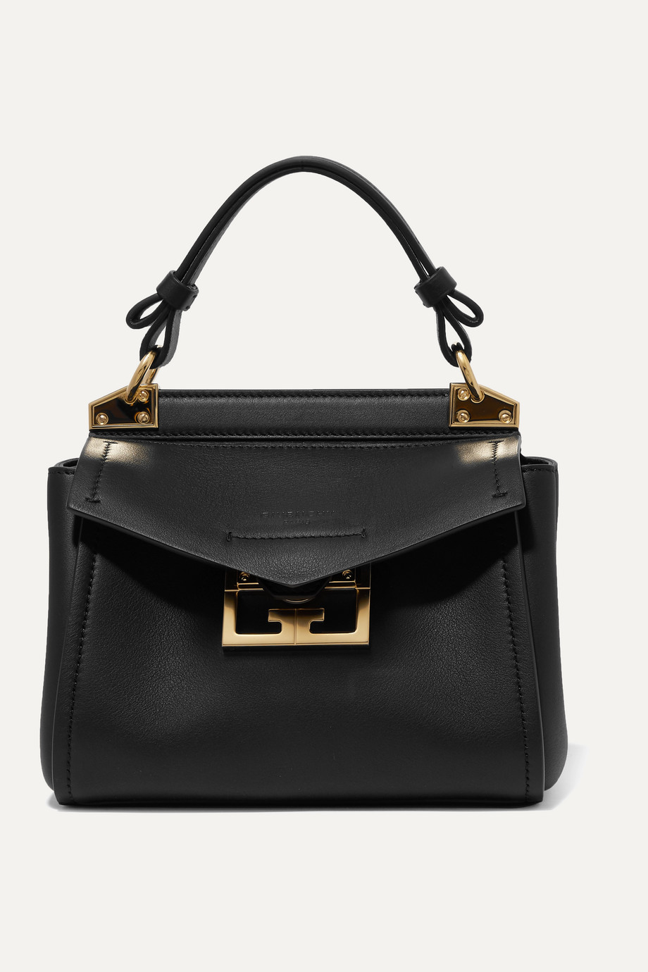 Givenchy Sac à main en cuir Mystic Mini
