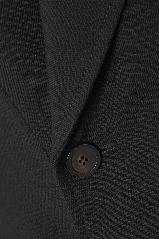 Balenciaga Hourglass double-breasted wool-twill blazer