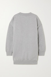 Balenciaga Cristobal oversized cotton-jersey sweatshirt