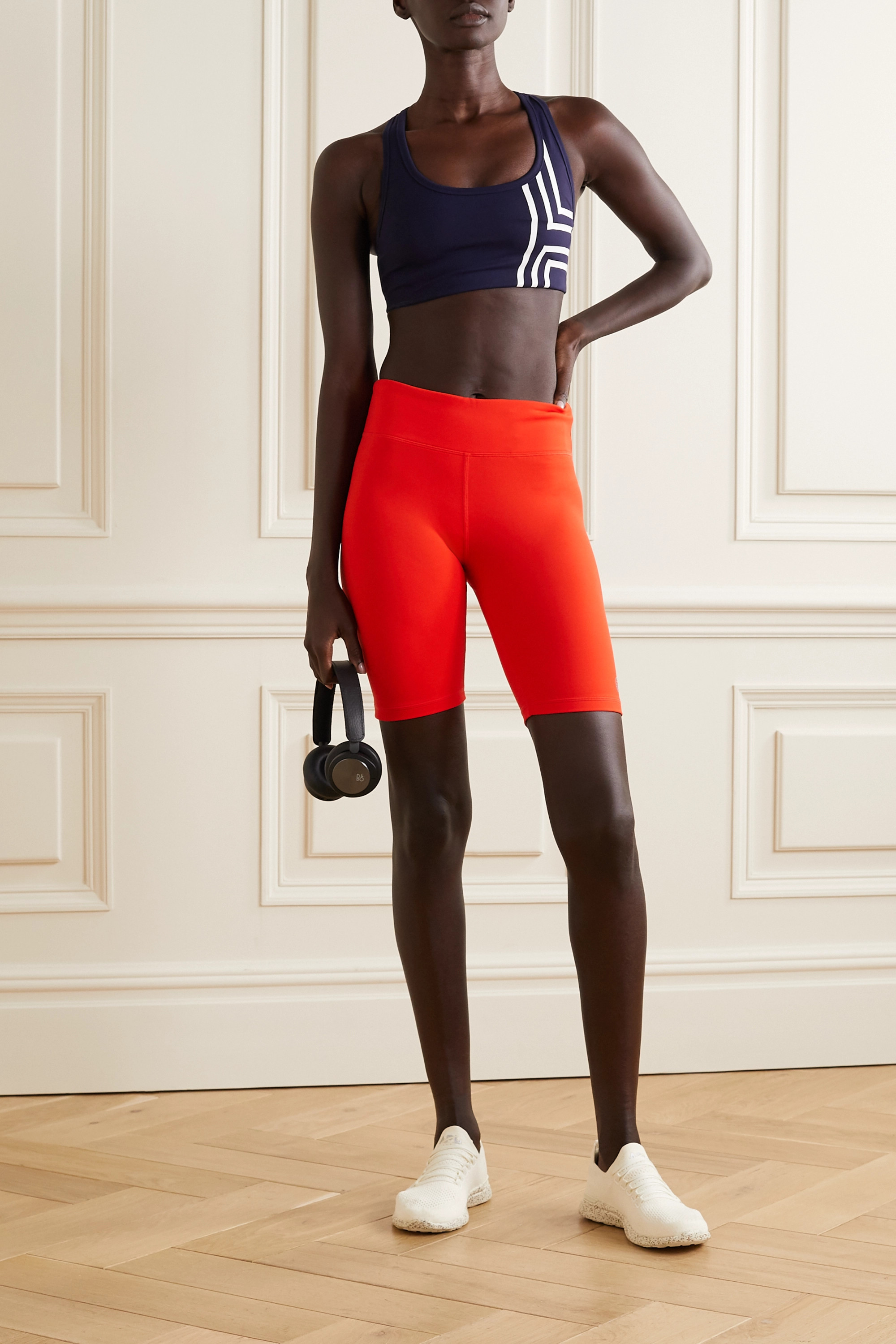 Tory Sport Stretch-Tactel shorts