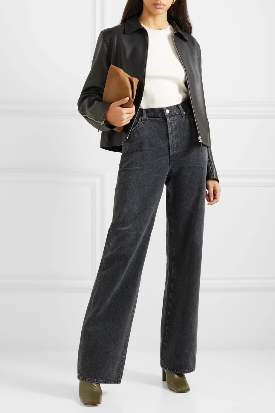 Citizens of Humanity Annina high-rise wide-leg jeans