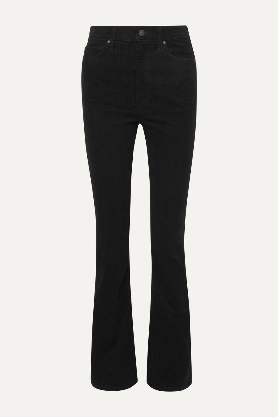 Citizens of Humanity Georgia cotton-corduroy bootcut pants