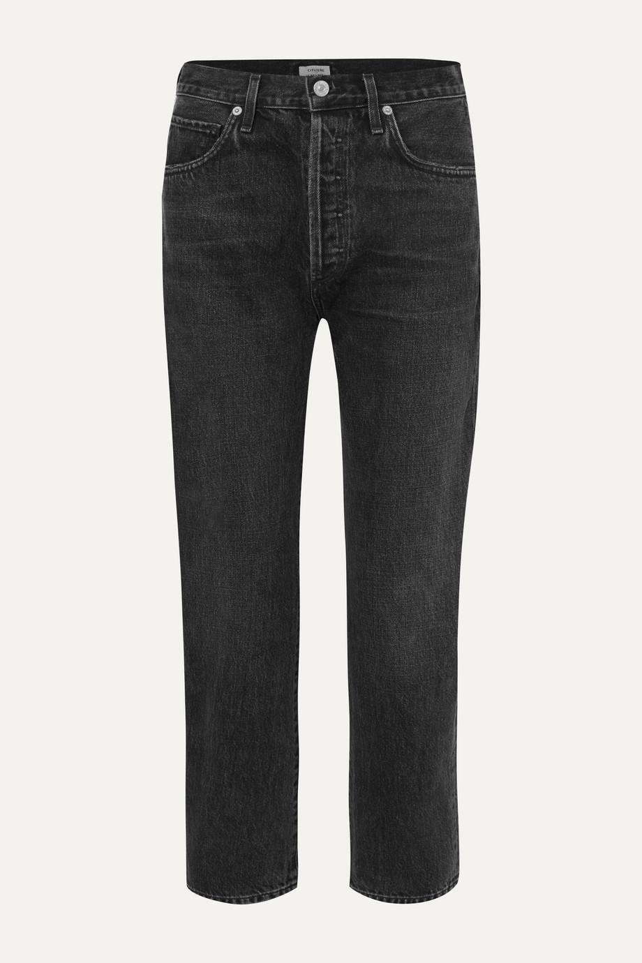 Citizens of Humanity McKenzie mid-rise straight-leg jeans