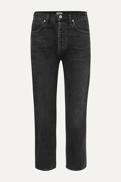 Mc Kenzie Mid Rise Straight Leg Jeans by Citizens Of Humanity