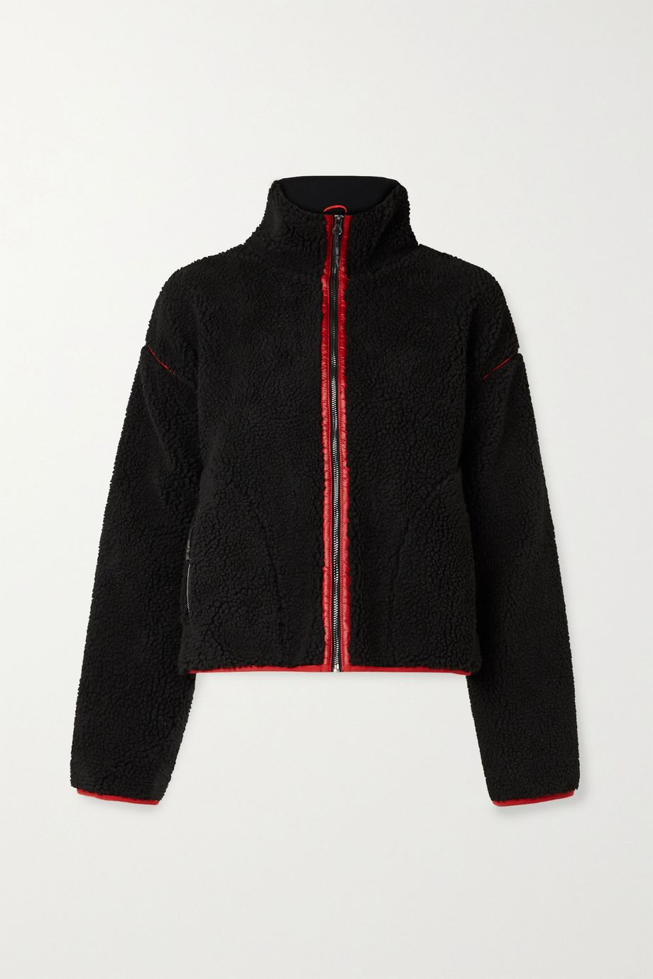 All Access Soundtrack faux shearling jacket