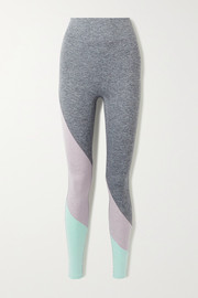 We Over Me Yin color-block stretch-jersey leggings