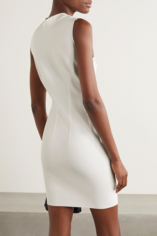 RtA Lorna stretch-scuba mini dress