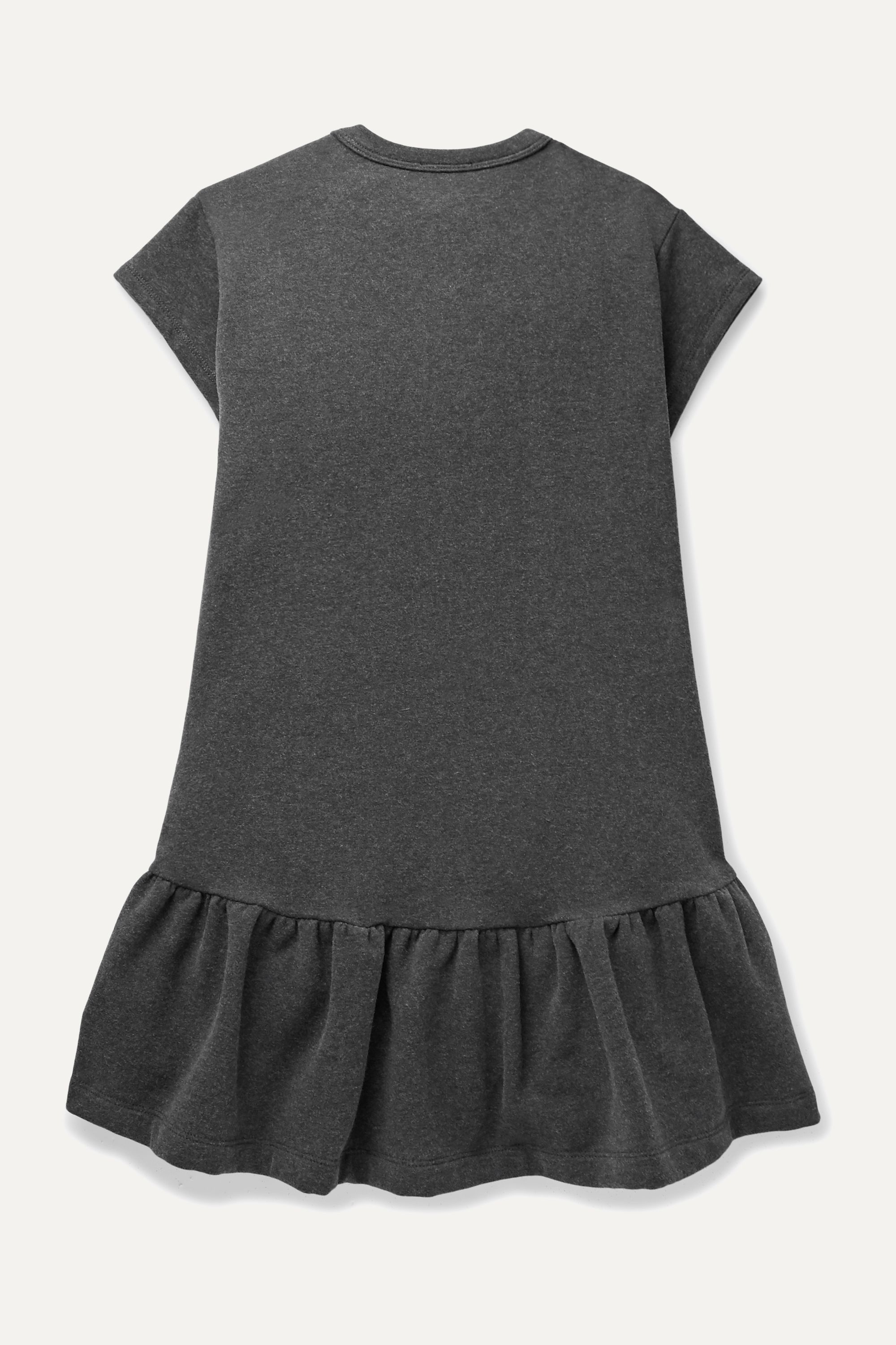 Brunello Cucinelli Kids Ages 4 - 6 embellished stretch-cotton jersey dress