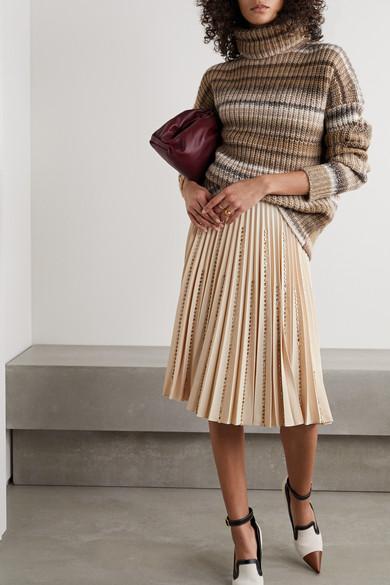kelley-oversized-striped-wool-blend-turtleneck-sweater by altuzarra