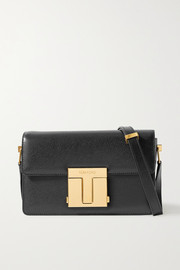 TOM FORD 001 medium leather shoulder bag