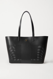 TOM FORD T medium perforated leather tote