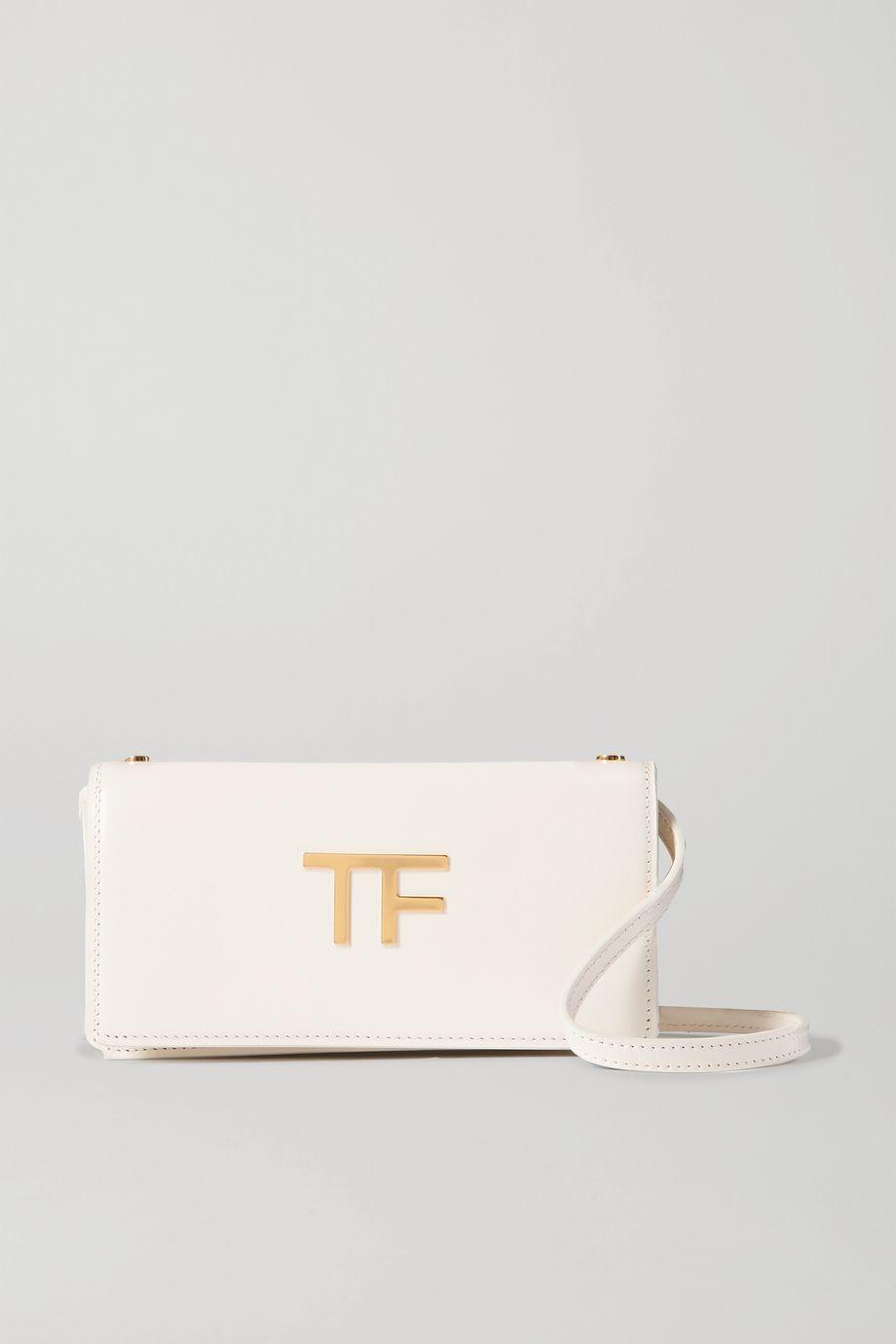 TOM FORD Mini leather shoulder bag