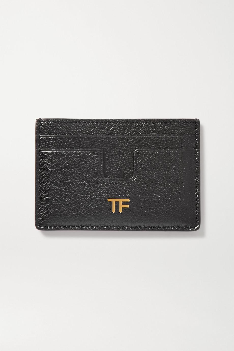 TOM FORD Leather cardholder