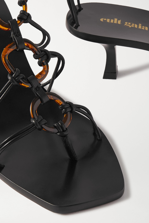 Cult Gaia Ziba embellished leather sandals