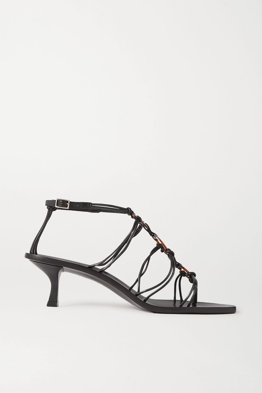 Cult Gaia Ziba embellished leather sandals