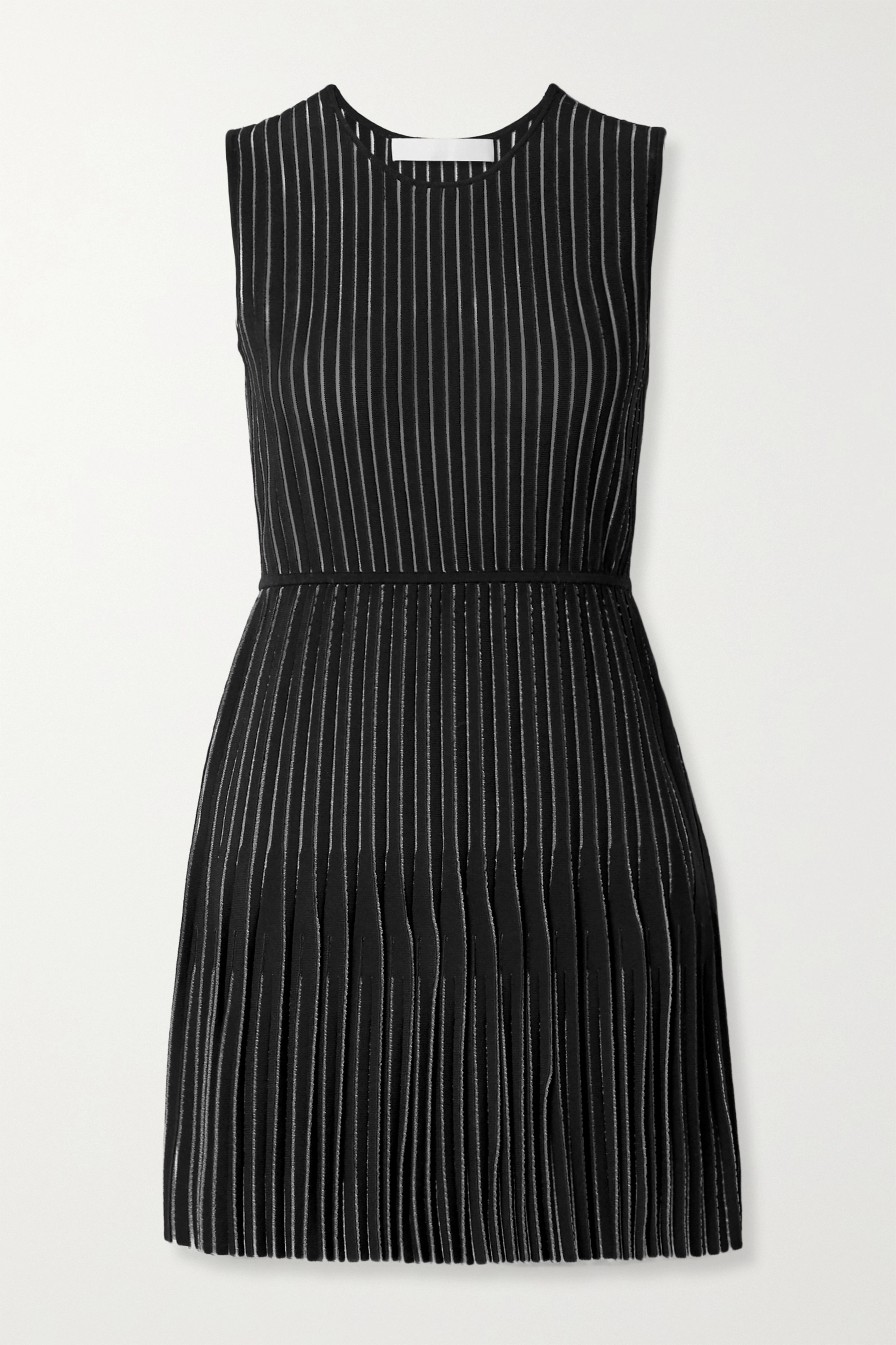 Dion Lee Knitted mini dress