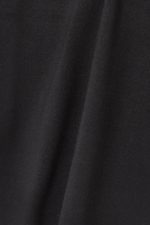 Joseph Silk-blend turtleneck top