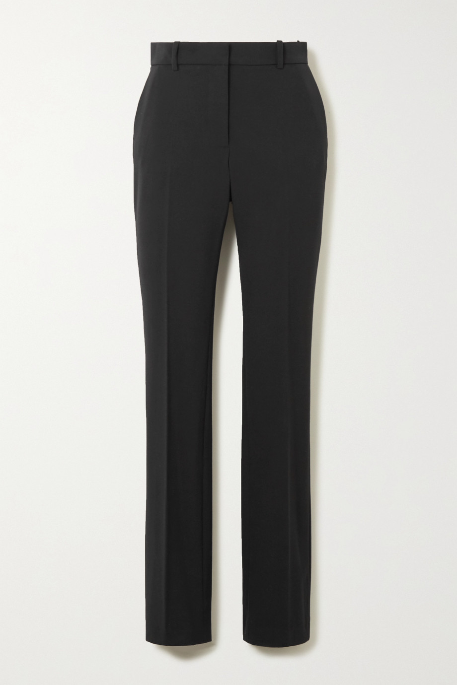 Joseph Cole wool-blend twill tapered pants