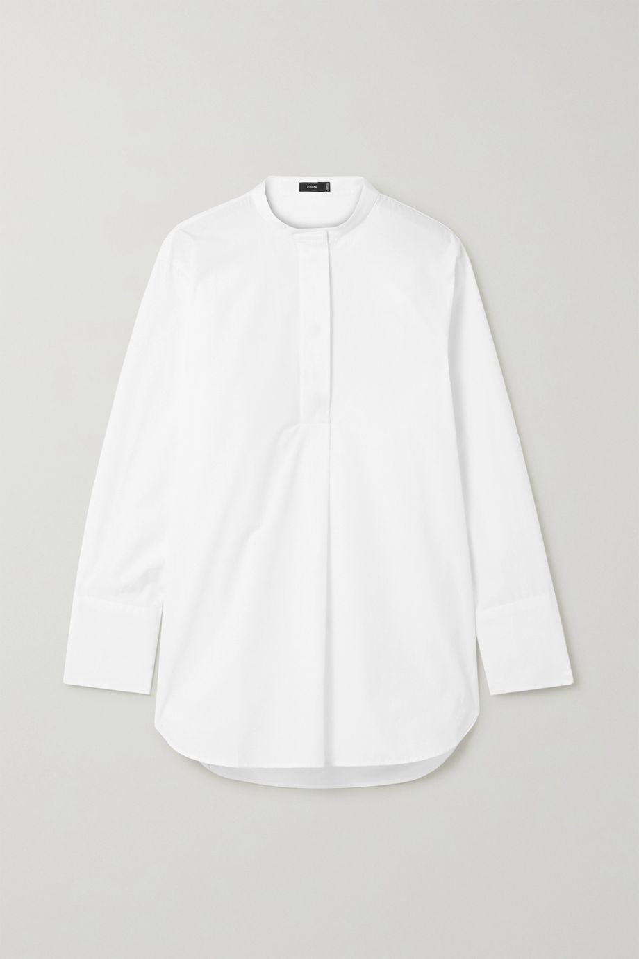 Joseph Aufray cotton-poplin shirt