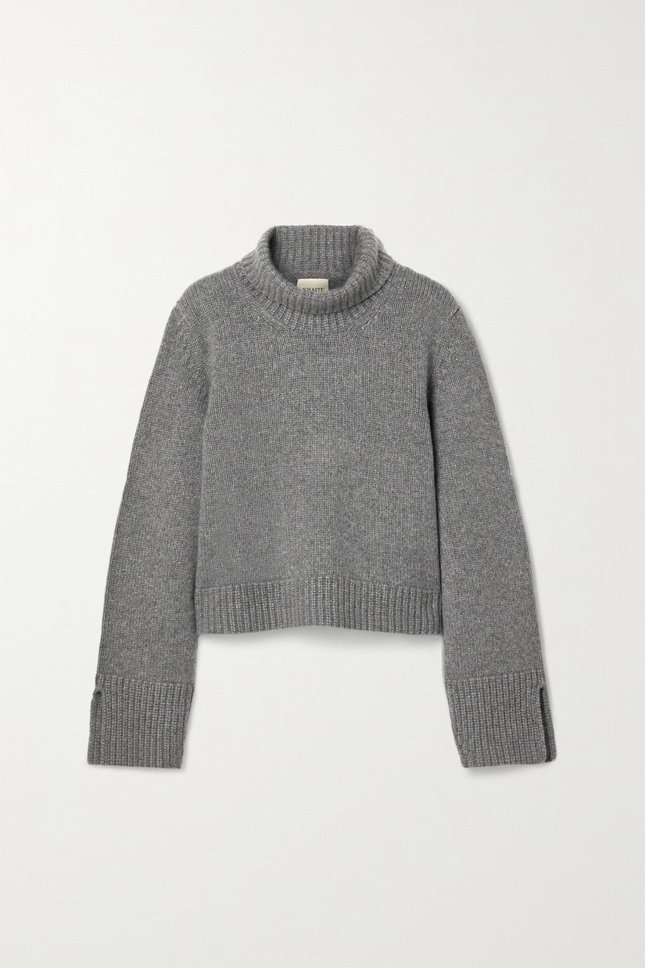 Khaite Marion cashmere turtleneck sweater