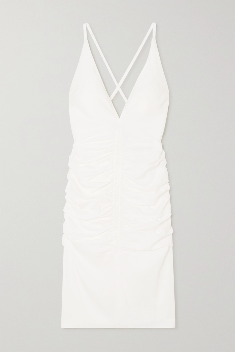 TOM FORD Ruched jersey dress