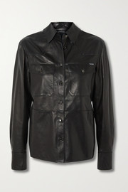 TOM FORD Leather shirt