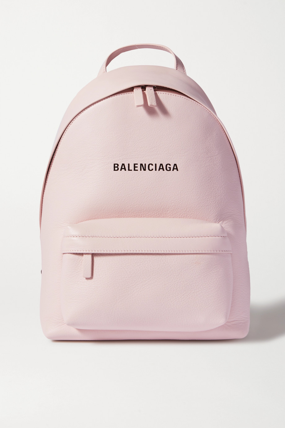 Balenciaga Everyday printed leather backpack
