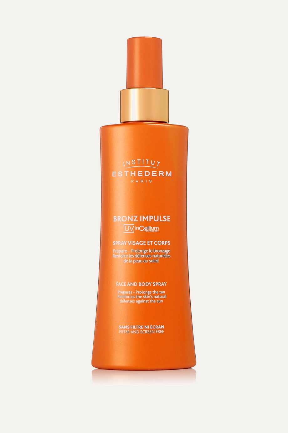 Institut Esthederm Bronz Impulse Face and Body Spray, 150ml