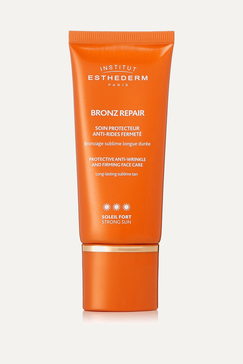 Institut Esthederm Bronz Repair Suncare Face Cream – Strong, 50 ml – Sonnencreme