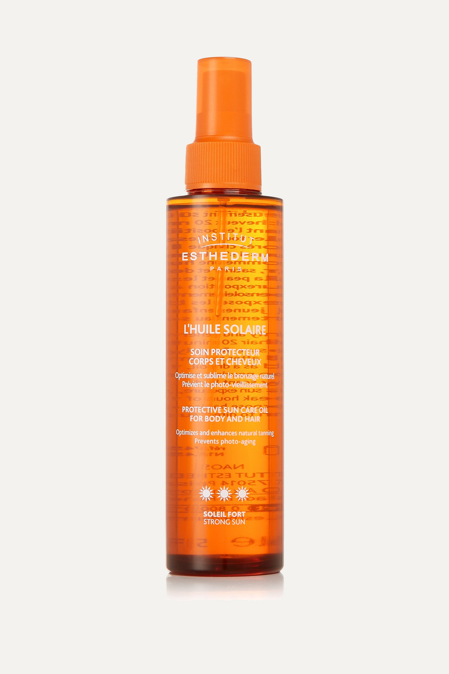 Institut Esthederm Suncare Oil - Strong, 150ml