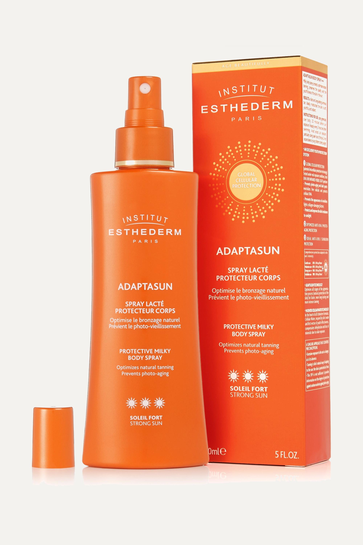 Institut Esthederm Adaptasun Protective Milky Body Spray - Strong, 150ml