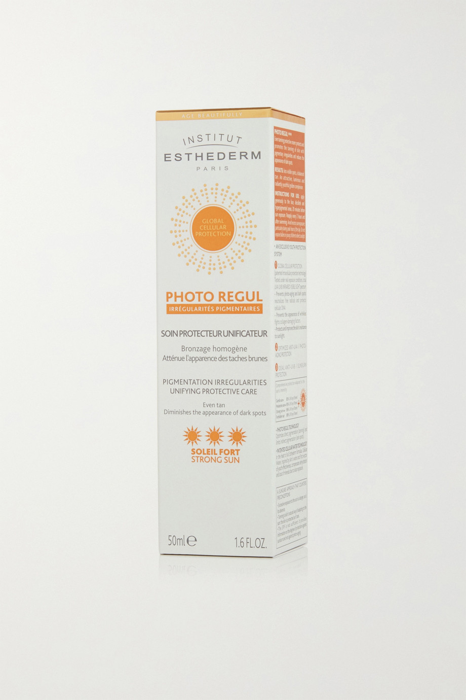 Institut Esthederm Photo Regul Pigmentation Irregularities Unifying Protective Care – Strong, 50 ml – Creme