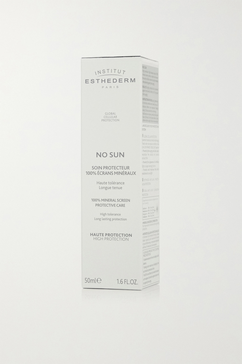 Institut Esthederm No Sun 100% Mineral Screen Protective Care, 50 ml – Körpercreme