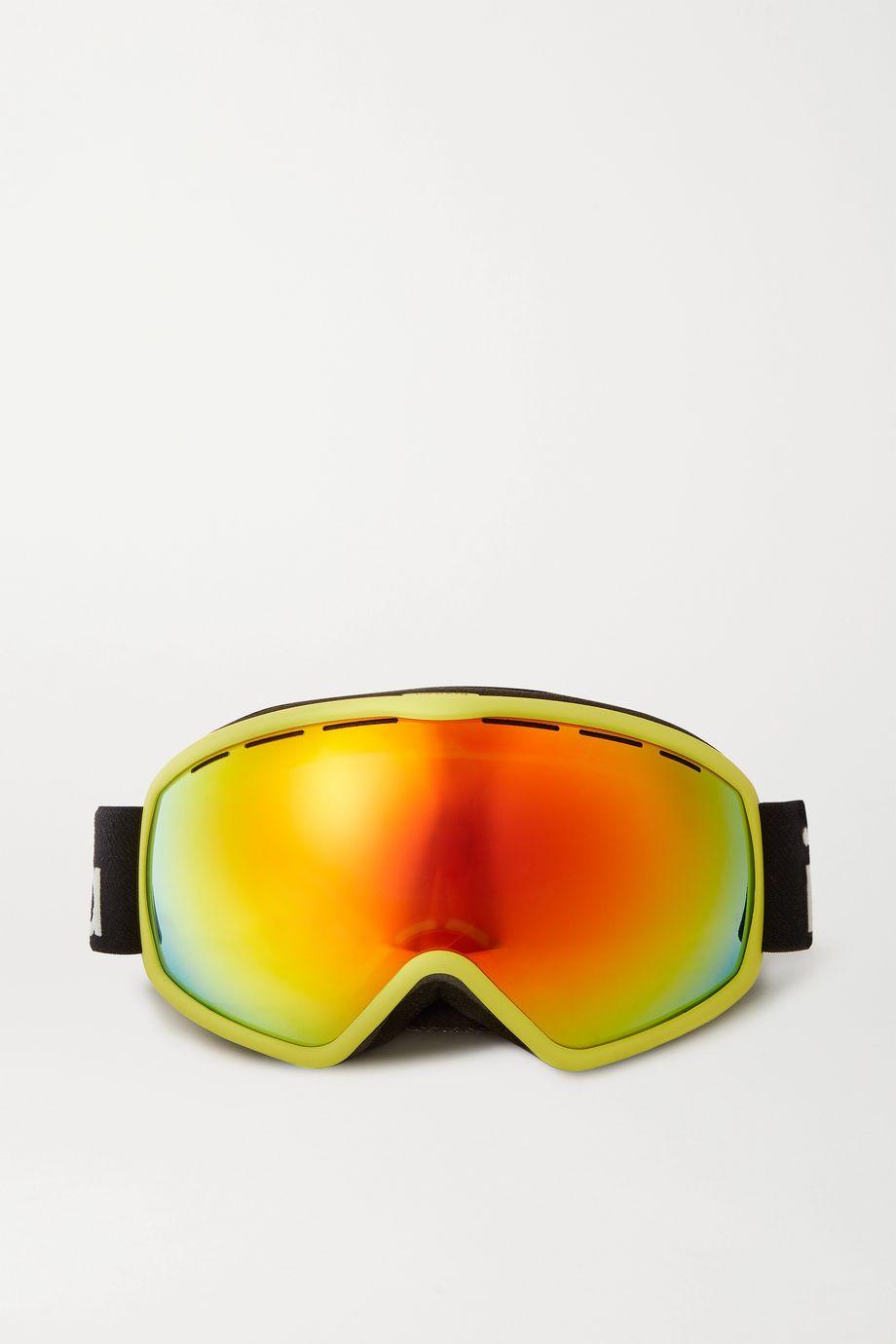 Illesteva Mirrored ski goggles