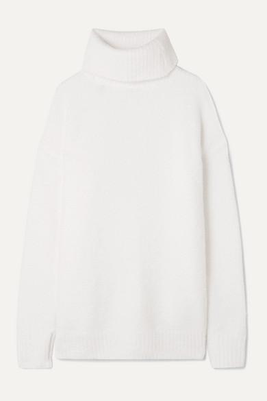 ATM ANTHONY THOMAS MELILLO Chenille turtleneck sweater