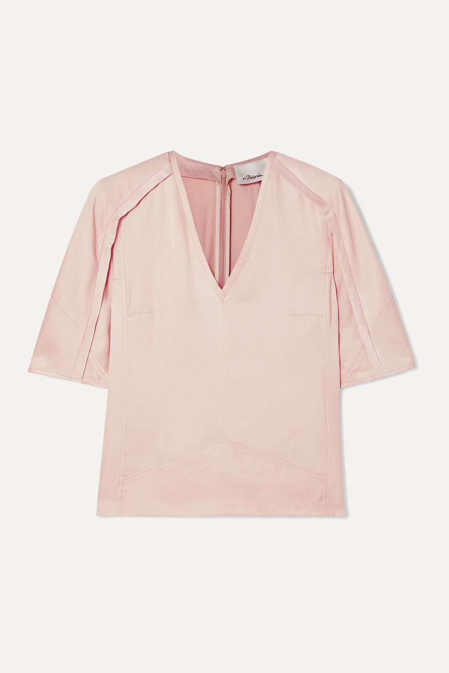 3.1 Phillip Lim Satin blouse