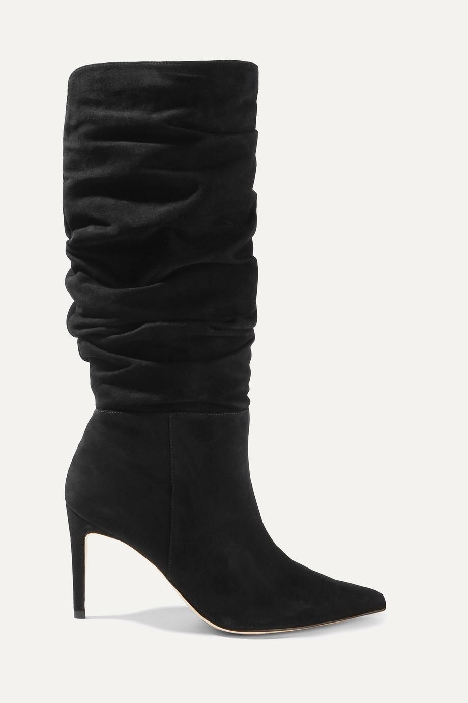 Alexandre Birman Lucy suede knee boots